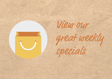 View our great specials